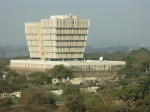Image of the Reserve Bank of Malawi building in Lilongwe